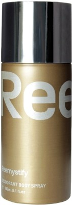 Buy Reebok Reemystify Deodorant Spray  -  150 ml: Deodorant