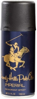 Beverly Hills Polo Club Sprays Beverly Hills Polo Club Imperial Deodorant Spray