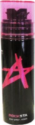 MTV Sprays MTV Rocksta Deodorant Spray For Women