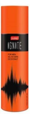 Zuska Ignight Deodorants Body Spray  -  For Men (150 Ml)