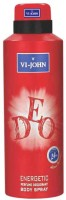 Vi-John Energetic Deo Deodorant Spray  -  For Boys (175 Ml)