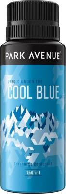 Buy Park Avenue Cool Blue Deodorant Spray  -  150 ml: Deodorant