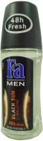 Fa Men Black Sun Stimulating Body Spray  -  For Men (50 Ml)