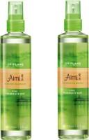 Oriflame Sweden Aimi Whispering Breeze Fragrance-set Of 2 Body Mist  -  For Men, Women (300 Ml)