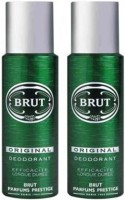 Brut Combo Gift Set Original Body Spray  -  For Men (200 Ml)