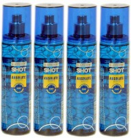 Layer R Shot Absolute Series Rush Deodorant Spray  -  For Boys (540 Ml)
