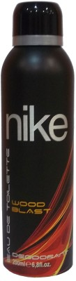 Nike Sprays Nike Wood Blast Deodorant Spray For Men