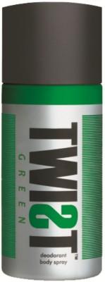 Twist Sprays Twist Green Deodorant Spray For Boys, Men