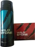 Wild Stone Sprays 200