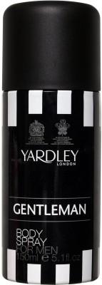 Yardley Sprays Yardley Gentleman Deodorant Spray For Men
