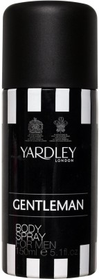 Buy Yardley Gentleman Deodorant Spray  -  150 ml: Deodorant
