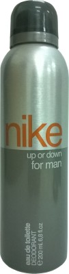 Buy Nike Up or Down Deodorant Spray  -  200 ml: Deodorant