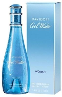 David Off Cool Water Deodorant Spray - 100 ml