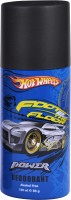 Hot Wheels Deo-Power Deodorant Spray - 150 Ml (For Boys)