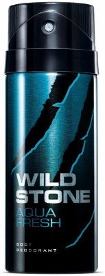 Buy Wild Stone Aqua Fresh Deodorant Spray  -  150 ml: Deodorant