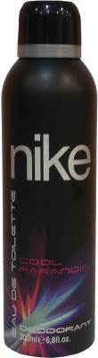 Buy Nike Cool Paranoia Deodorant Spray  -  200 ml: Deodorant