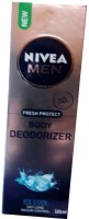 Nivea Ice Cool Body Spray  -  For Men (120 Ml)