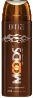 MOODS Entize Deodorant Body Spray  -  For Men, Boys (150 Ml)
