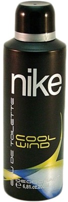 Buy Nike Cool Wind Deodorant Spray  -  200 ml: Deodorant