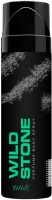 Wild Stone Wave Perfumed No Gas Body Spray 120ml Body Spray  -  For Men (120 Ml)
