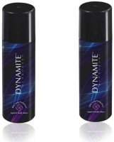 Amway Dynamite Deodorant Body Spray  -  For Boys, Men (150 Ml)