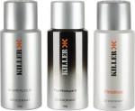 KILLER Sprays KILLER Scandalous, Flamboyant, Flirtatious Deo Deodorant Spray For Men