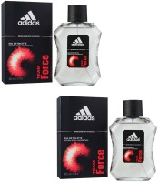 Adidas Team Force Combo's Body Spray  -  For Boys, Men (200 Ml)