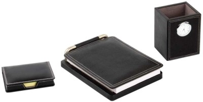 Buy Leather Talks Leather Multipurpose Tray: Desk Organizer