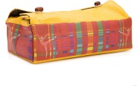 Artychoke TC-Ba-R-Y 1 Compartments Leatherette Tissue Holder Box (Yellow)