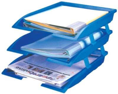 Buy Solo 3 Compartments Tray: Desk Organizer