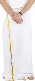 Zchand Solid Men's Dhoti