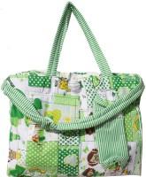 MyAngel Muma Print Tote Diaper Bag (Green)