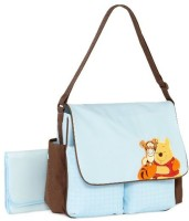 Disney Pooh And Tigger Diaper Bag Diaper Bag (Blue)