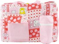 Ole Baby Big Multi-Utility Joyful Print Tote Diaper Bag (Multicolor)