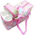 Wonderkids Teddy Print Nusery Bag - Pink