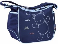 Baby Bucket 100326 Diaper Bag (Navy Blue)