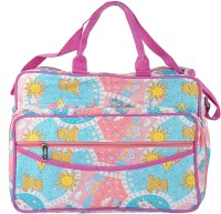 A Baby Multi Utility Nursery Messenger Diaper Bag (Pink) - DBGE4C5MC6PGMNJG