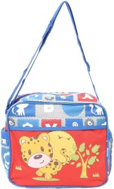 Baby Bucket Babesitos Nursery Mummy Diaper Tote- Little Cat Print - Bag Purse