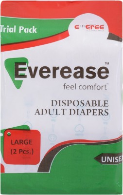 Ever Ease Ever Ease Adult Diapers 2(Trial Pack) - Large (1 Pieces)