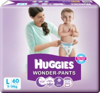 Huggies Wonder Pants - Large (60 Pieces)