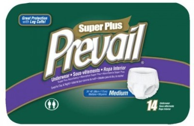 Prevail Prevail Super Plus Absorbency Underwear Style Diaper - Small, Medium (14 Pieces)