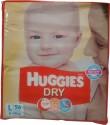 Huggies New Dry Diaper - Large: Diaper