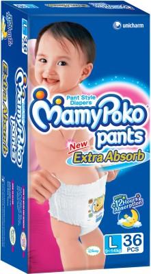 Buy Mamy Poko Pants Diaper - Large: Diaper