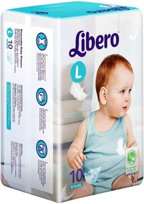 Libero Open Diapers - Large (1 Pieces)