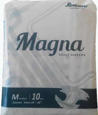 Romsons Magna Adult Diaper - Medium (10 Pieces)