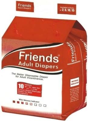 Friends Regular - Medium (10 Pieces)