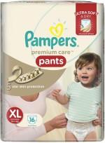 Pampers Premium Care Pants Extra Large 16pcs