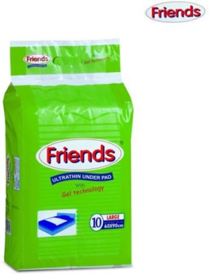 Friends Ultrathin Underpad - Large (10 Pieces)