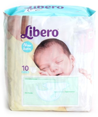 Libero New Born (10 Pieces)