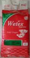 Wetex Large (101-139 Cm)- 05 Pieces - Large (5 Pieces)